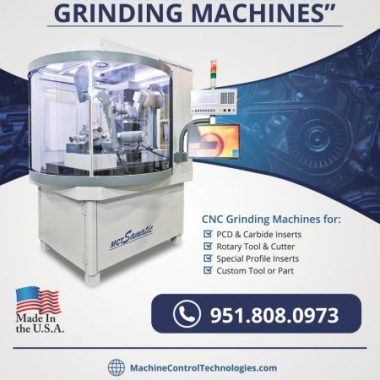 Built to Suit – CNC Tool & Cutter Grinders by MCT USA.